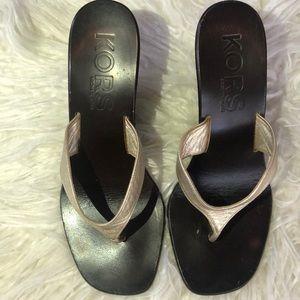 KORS Michael Kors Women's sandals size 6